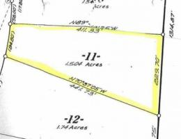 Lot 11 Woodland Dr, Star Lake, WI 54561