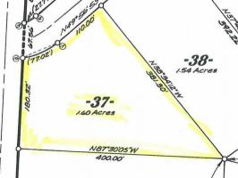 Lot 37 Deer Foot Rd, Star Lake, WI 54561