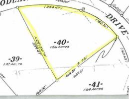 Lot 40 Woodland Dr, Star Lake, WI 54561