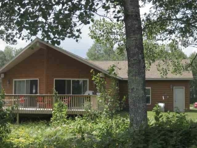 5506N Weber Lake Dr, Mercer, WI 54547