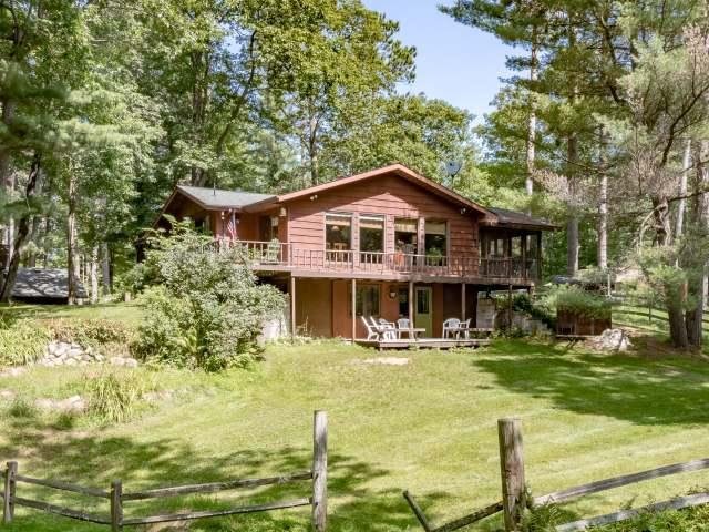 8551 Camp 21 Rd, Lake Tomahawk, WI 54539