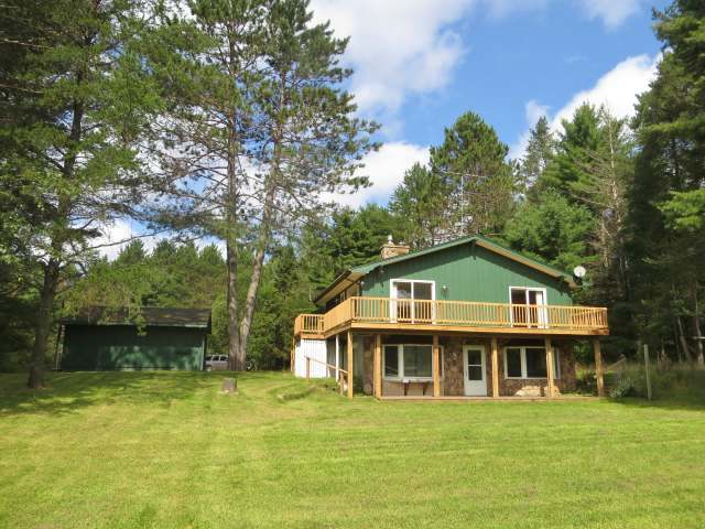 8374 Mercer Lake Rd, Minocqua, WI 54548