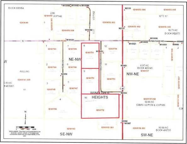 Hwy 45, Antigo, WI 54409