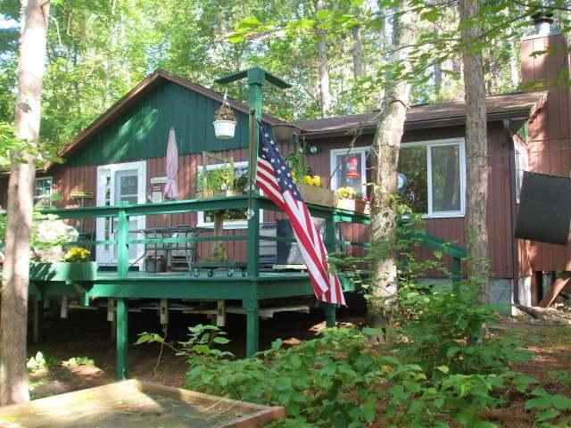 Serene Lake Cabin for sale in St Germain - $149,000!