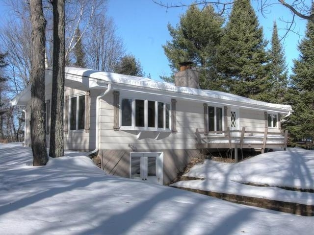 Lake Home on Eagle Chain between Eagle and Otter Lakes $285,000