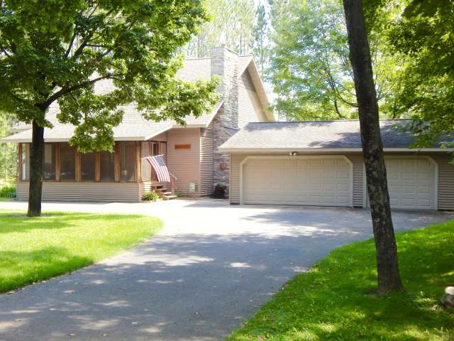 3492 Stones Circle Dr, Tomahawk, WI 54487