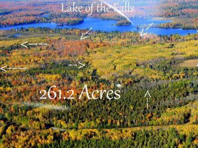 Photo of ON Lake Of The Falls Rd #261 Acres, Mercer, WI 54547