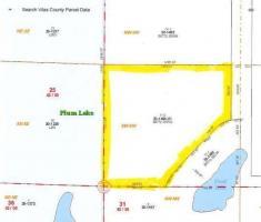 Near5177 Baker Lake Rd, Plum Lake, WI 54560