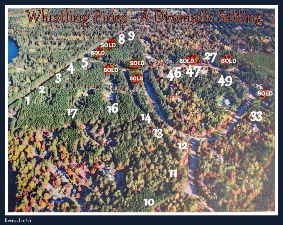 Lots 2 Old Hwy 51, Arbor Vitae, WI 54568