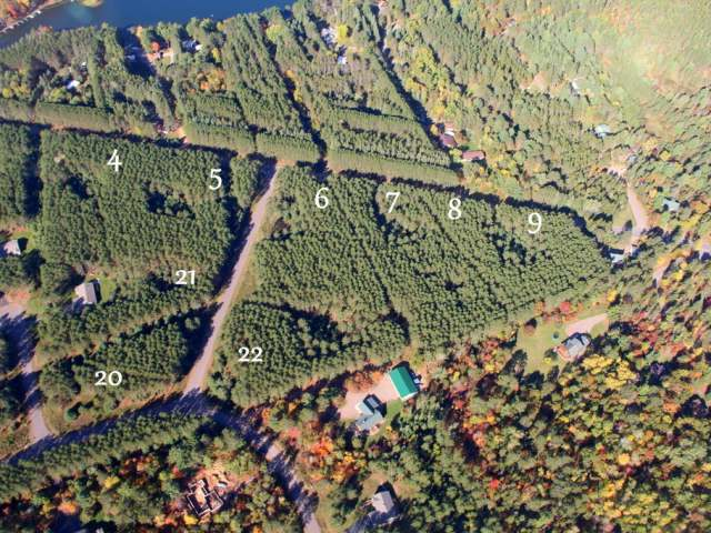 Lot 22 Thomas Dr, Arbor Vitae, WI 54568