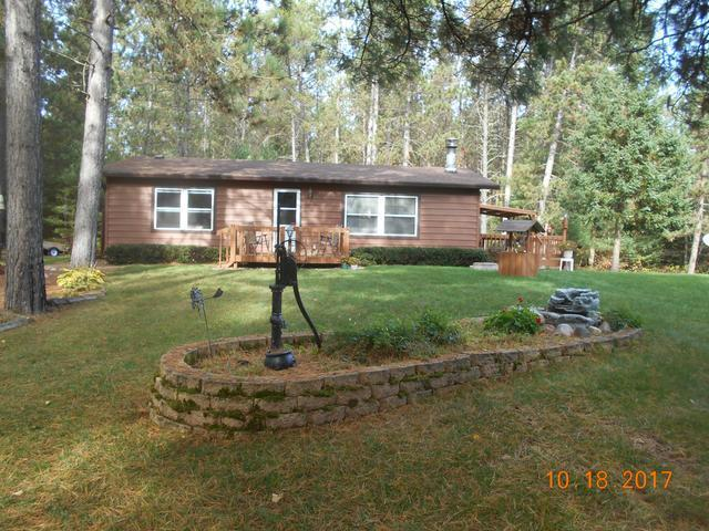 W5918 Shore View Rd, Tomahawk, WI 54487