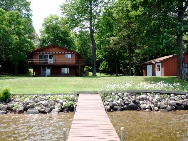 6356 Old High Lake Tr, Boulder Junction, WI 54512