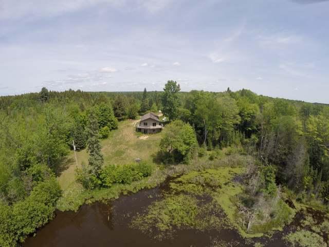 1369 Big Lake Loop Rd S, Three Lakes, WI 54562