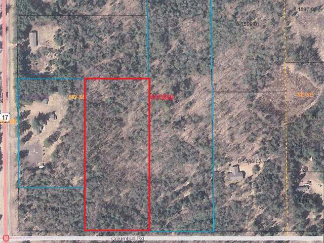Lot 5 Columbus Rd, Conover, WI 54519