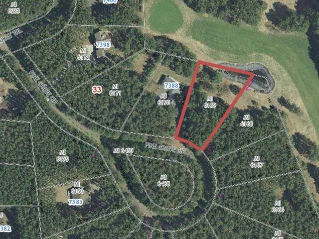 Lot 169 Pine Grove Cr, Minocqua, WI 54548
