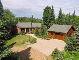 1305 Duck Blind Pt, Phelps, WI 54554