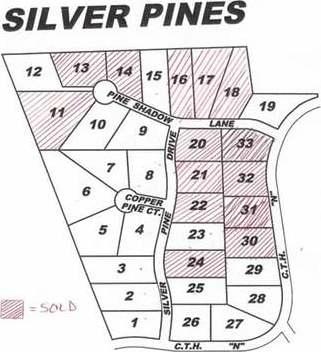 Lot 25 Silver Pine Dr, Rhinelander, WI 54501