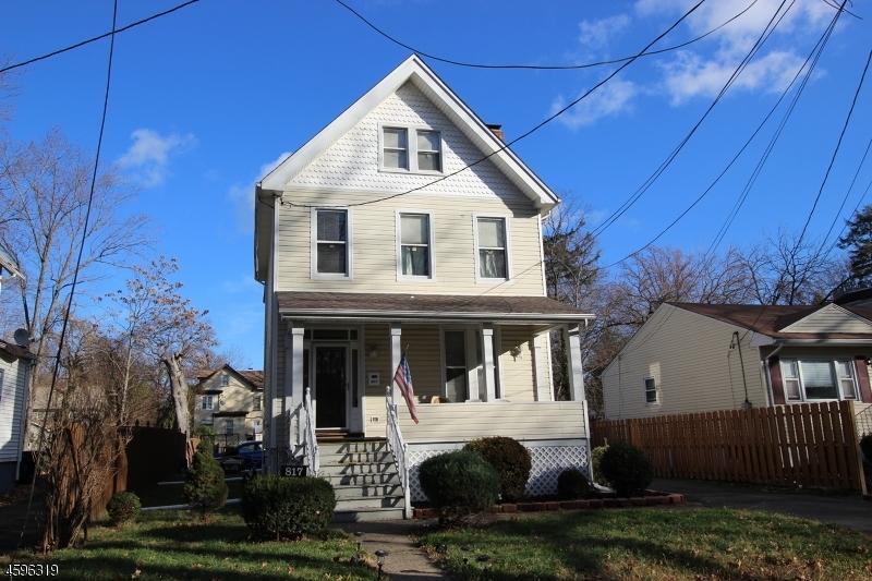 817 Richmond St, Plainfield City,  07060
