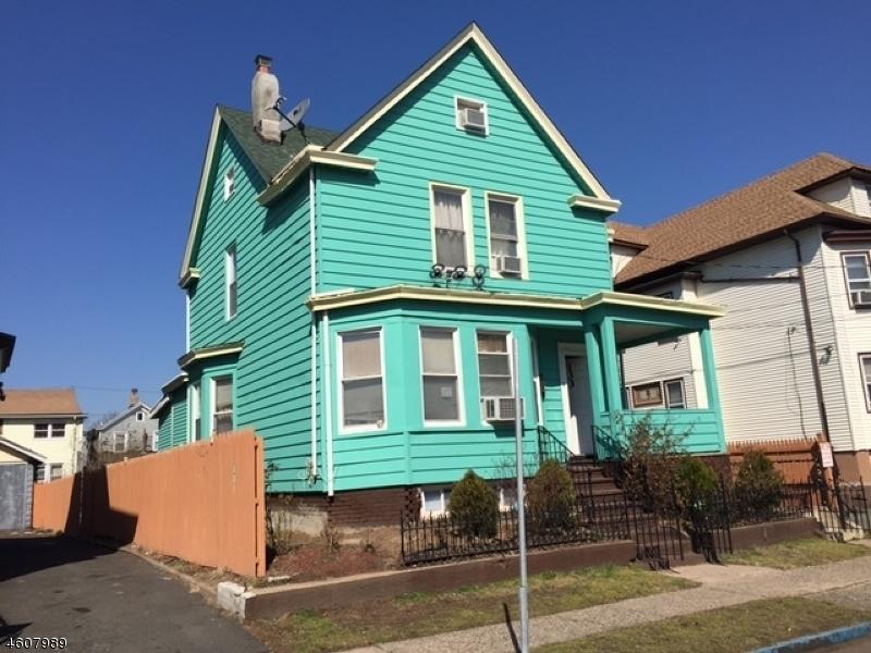 131-133 N 7th St, Paterson City, NJ 07522