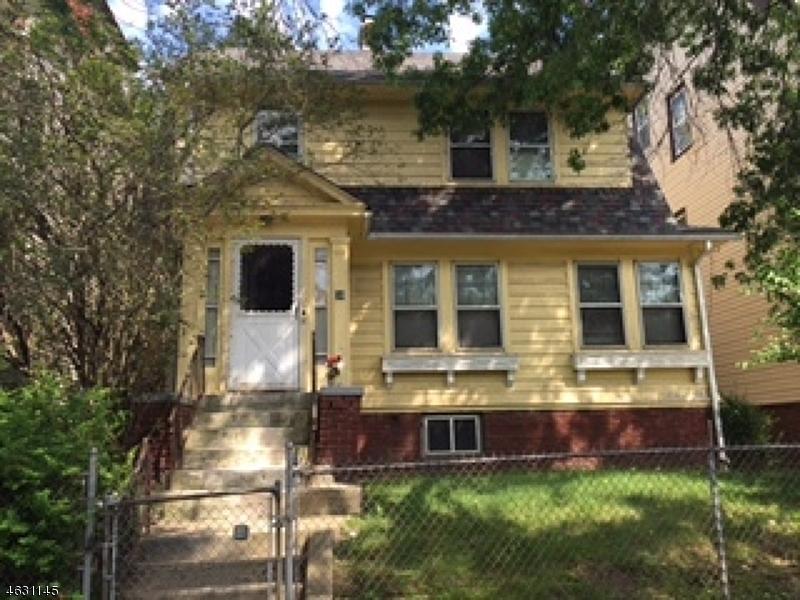 36 Vermont Ave, Newark City,  07106