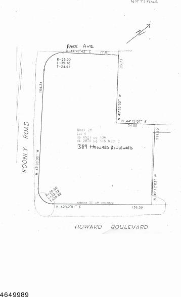 389 Howard Boulevard, Mount Arlington Boro,  07586
