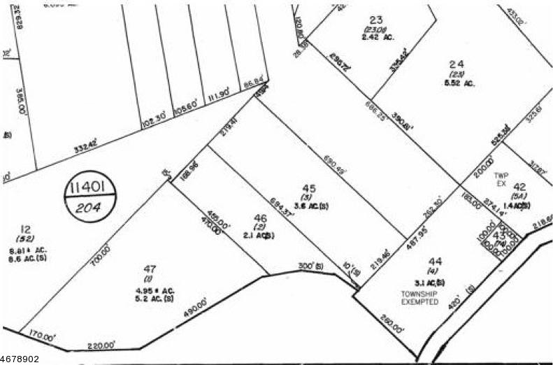 Mount Hope Ave, Rockaway Twp.,  07866