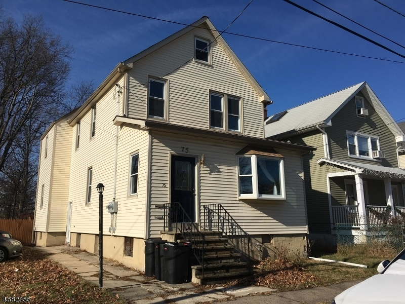 75 Gless Ave, Belleville Twp.,  07109