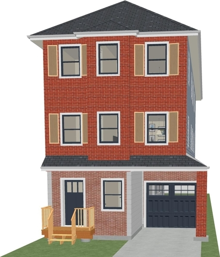 900 Bergen St #2, Newark City,  07112