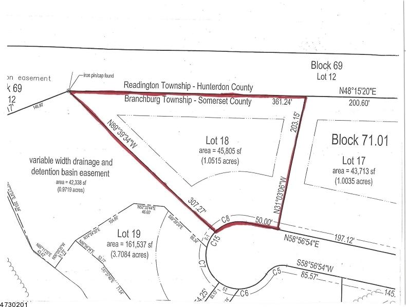 862 Parsonage Hill Dr, Branchburg Twp.,  08876