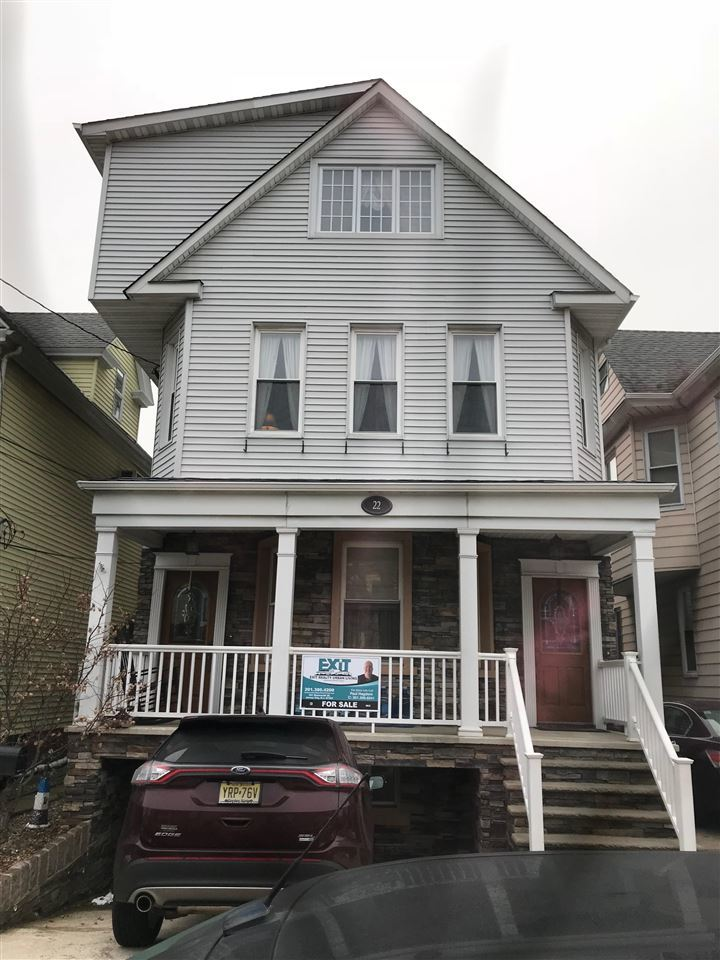 Mint Condition Two Family House!! - 22-24 West 45th St. Bayonne, NJ