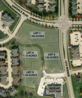 Photo of Lot 3 Oakdale Commons, Coralville, IA 52241