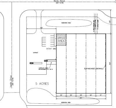 Photo of Spec Building Beck Dr, Elkhart, IN 46516