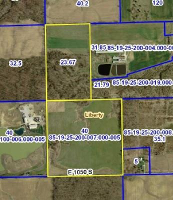 Photo of 00 1050 S, Lafontaine, IN 46940