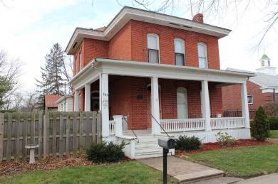 305 N Main St., Bourbon, IN 46504