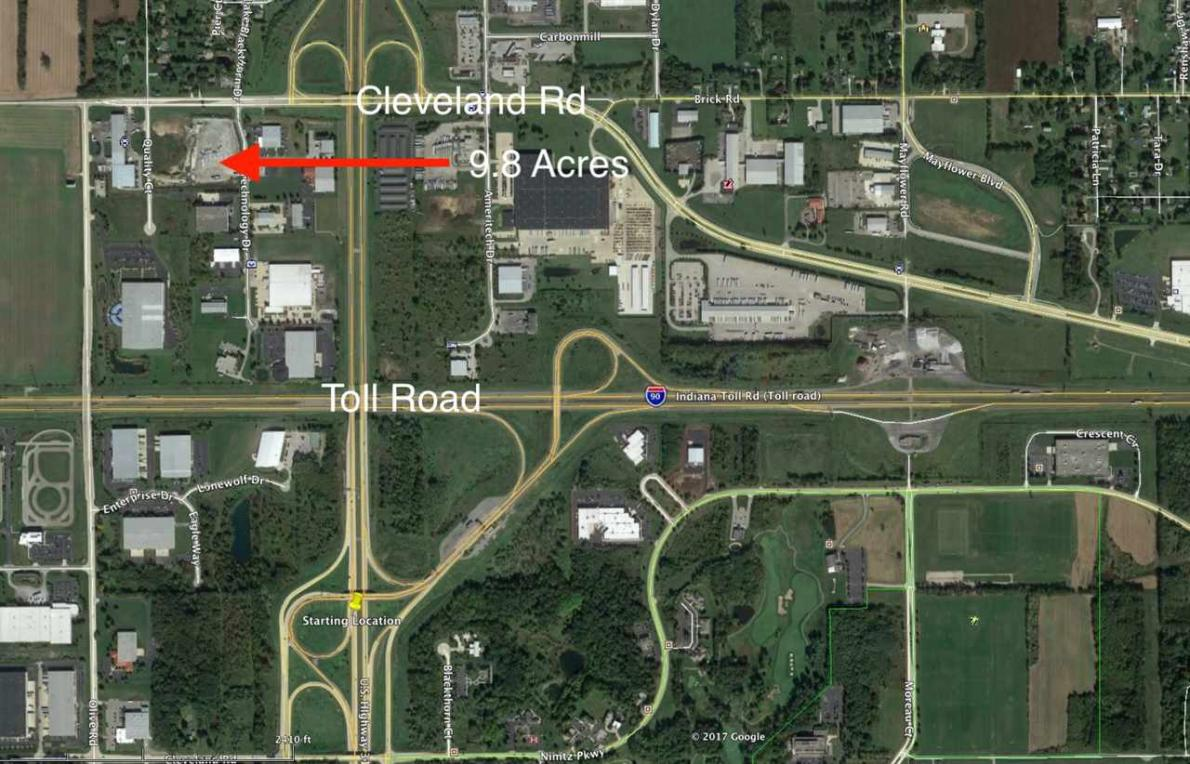 24546 Brick Rd & Technology Drive, South Bend, IN 46628