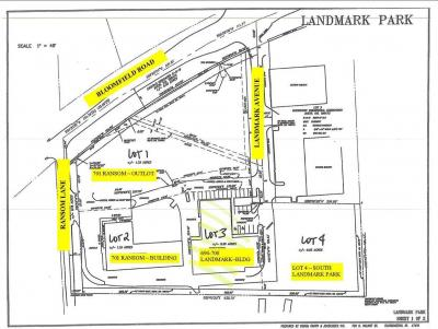 Photo of Lots 1-4 Landmark Park, Bloomington, IN 47403