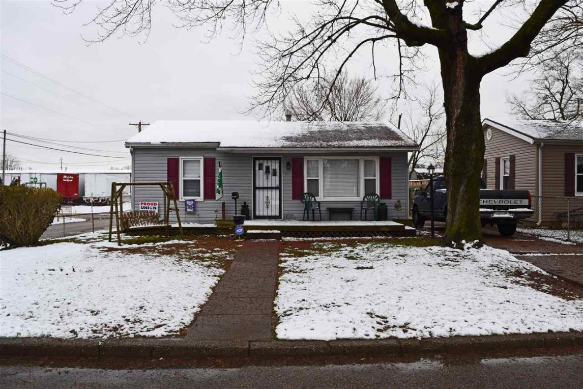 781 Cross, Evansville, IN 47713