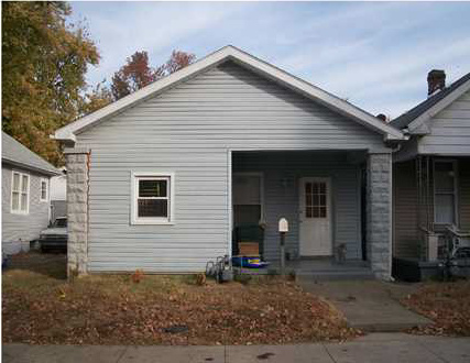 1502 Illinois St, Evansville, IN 47710