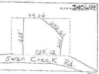 Swan Creek Rd, Newport, MI 48166