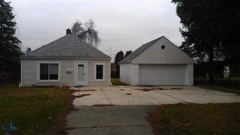 11455 Sherman, Warren, MI 48089