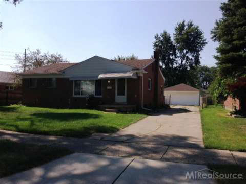 25037 Marilyn Ave, Warren, MI 48089