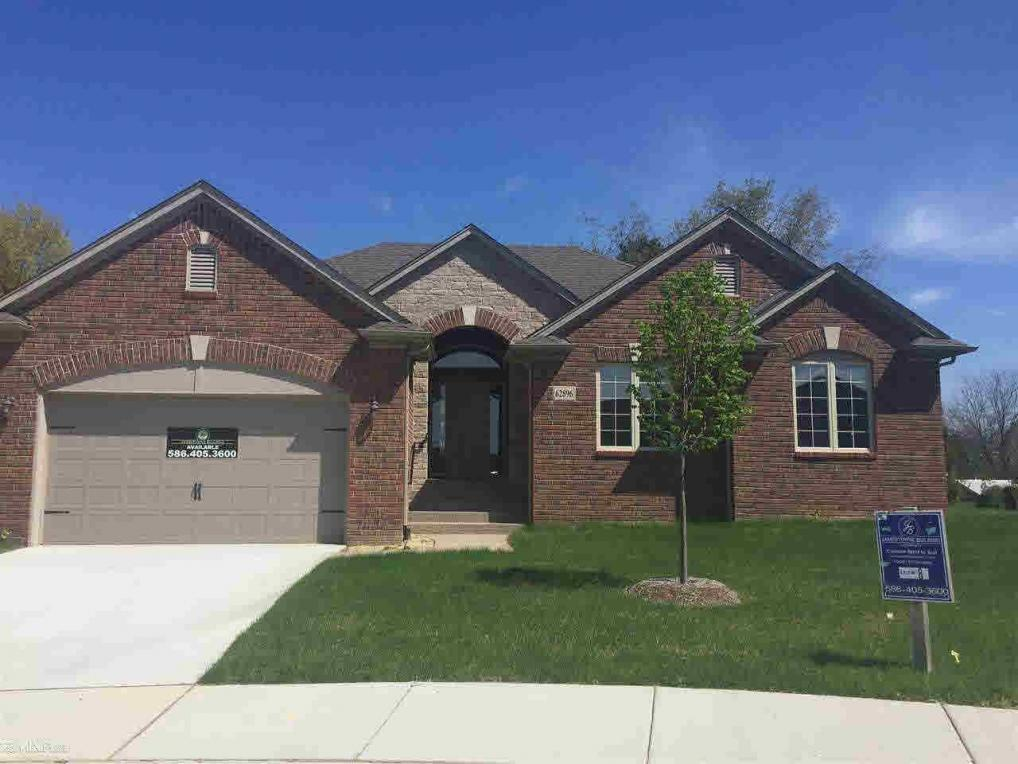 62952 Franklin Park Dr., Washington Twp, MI 48094