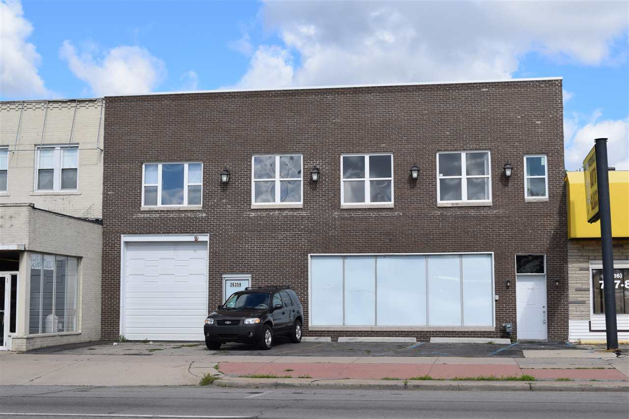Commercial Property For Sale In Roseville Michigan