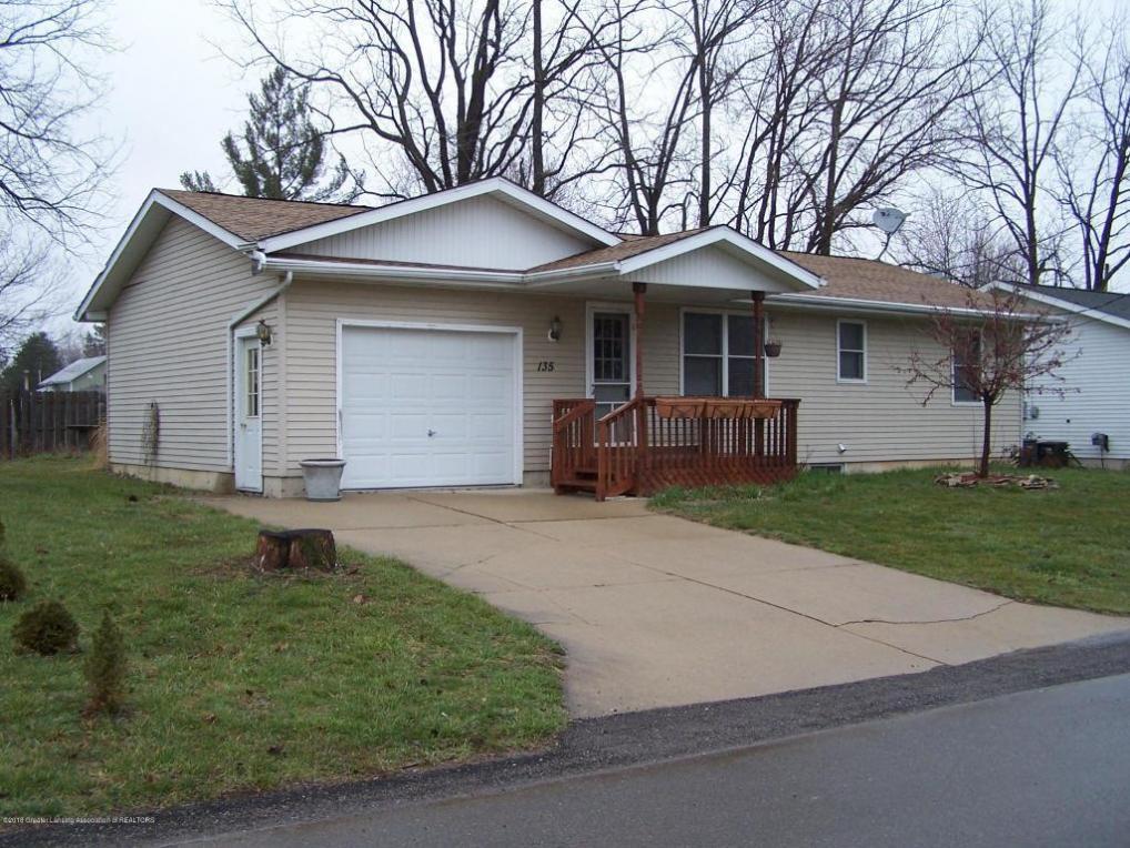 135 E Second Street, Vermontville, MI 49096