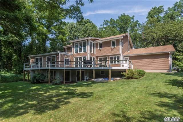 155 Old Field Rd, Old Field, NY 11733
