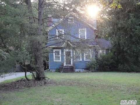 Investment Home +/4lot Sub, Centereach, NY 11720