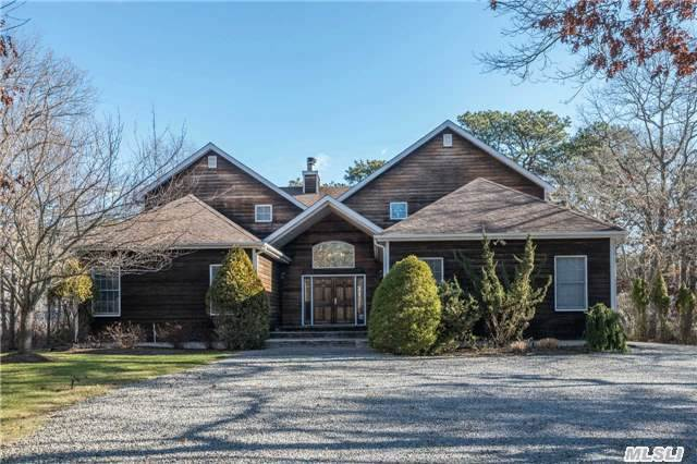 2642 Quogue Riverhead Rd, E Quogue, NY 11942