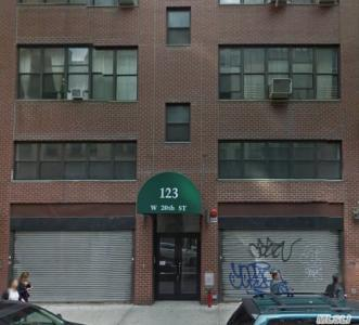 123 W 20th St, Out Of Area Town, NY 10011