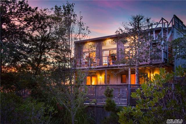 614 Shore Walk, Fire Island Pine, NY 11782