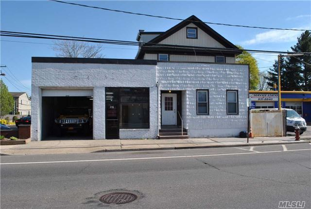 57 & 59 W Old Country Rd, Hicksville, NY 11801